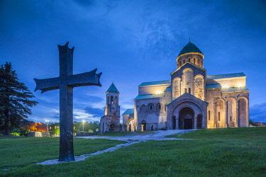 GG01299 Georgia, Kutaisi, Bagrati Cathedral