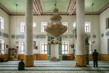 GG01319 Georgia, Batumi, Batumi Ortojame Mosque