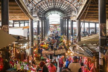 GG01358 Georgia, Kakheti Area, Telavi, Bazari, town market
