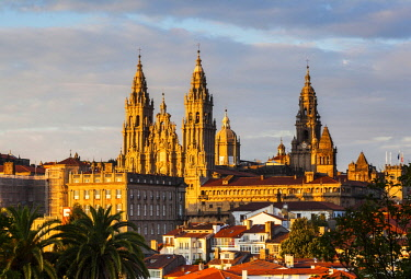 SPA8581 Spain, Galicia, Santiago de Compostela.