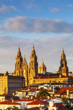 SPA8629 Spain, Galicia, Santiago de Compostela.