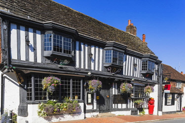 TPX67405 England, East Sussex, Alfriston, The Star Inn Pub and Hotel