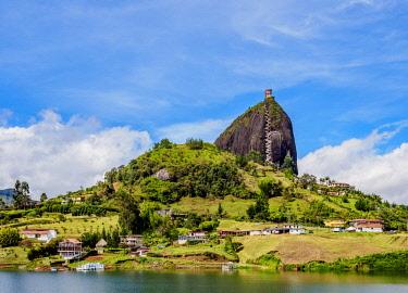 COL0554AW El Penon de Guatape, Rock of Guatape, Antioquia Department, Colombia