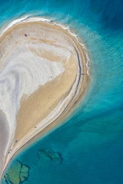GR11277 Greece, Rhodes, Rhodes Town, Elli Beach