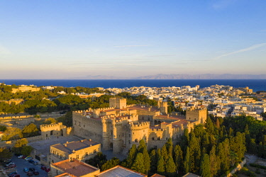 GR11284 Greece, Rhodes, Rhodes Town, Palace of the Grand Master of the Knights