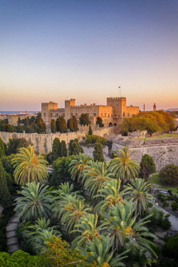 GR11290 Greece, Rhodes, Rhodes Town, Palace of the Grand Master of the Knights