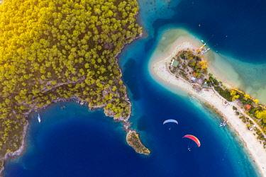 TK09423 Turkey, Fethiye, Oludeniz Peninsula