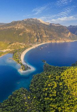 TK09426 Turkey, Fethiye, Oludeniz Peninsula