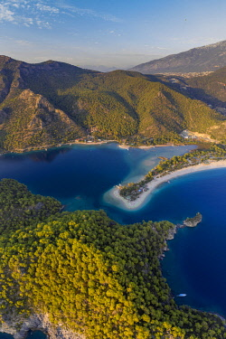 TK09428 Turkey, Fethiye, Oludeniz Peninsula