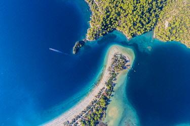 TK09429 Turkey, Fethiye, Oludeniz Peninsula