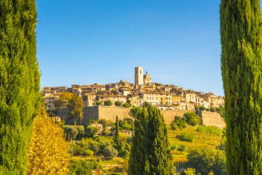 FRA11046AWRF France, Provence-Alpes-Cote d'Azur, French Riviera, Alpes-Maritimes, Saint-Paul-de-Vence.