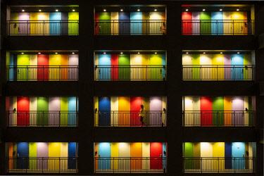 JAP1550AW The Soho, Odaiba, Tokyo, Kanto region, Japan.