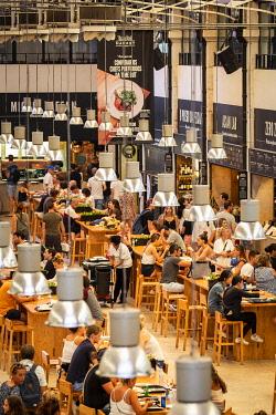 POR10132AW Praca do Comercio or Commerce square, Lisbon, Portugal
