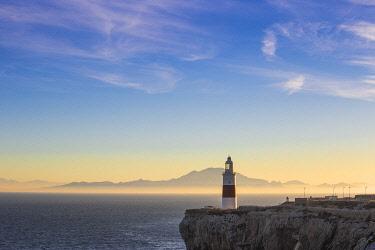 GB034RF Gibraltar, Europa Point Lighthouse