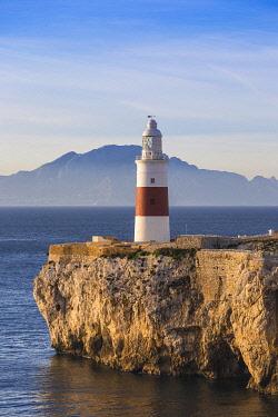 GB01041 Gibraltar, Europa Point Lighthouse