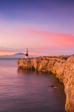 GB01048 Gibraltar, Europa Point Lighthouse