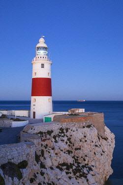 GB01076 Gibraltar, Europa Point Lighthouse