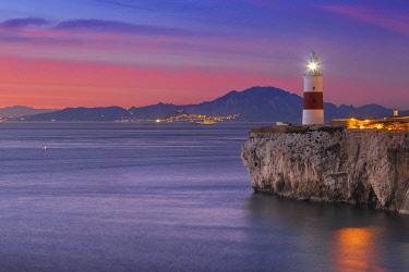 GB01081 Gibraltar, Europa Point Lighthouse