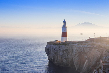 GB01089 Gibraltar, Europa Point Lighthouse
