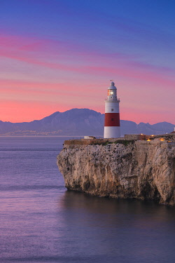 GB01095 Gibraltar, Europa Point Lighthouse