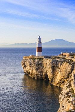 GB01137 Gibraltar, Europa Point Lighthouse