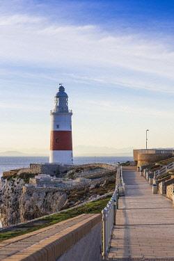 GB01142 Gibraltar, Europa Point Lighthouse