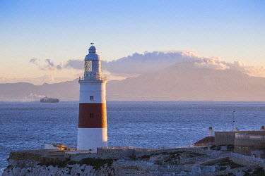 GB01150 Gibraltar, Europa Point Lighthouse