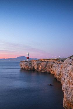 GB01151 Gibraltar, Europa Point Lighthouse