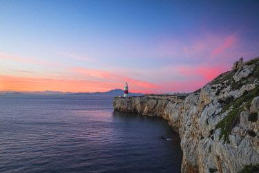 GB01152 Gibraltar, Europa Point Lighthouse