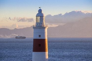 GB01153 Gibraltar, Europa Point Lighthouse