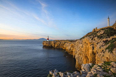 GB01155 Gibraltar, Europa Point Lighthouse