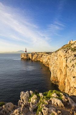 GB01156 Gibraltar, Europa Point Lighthouse