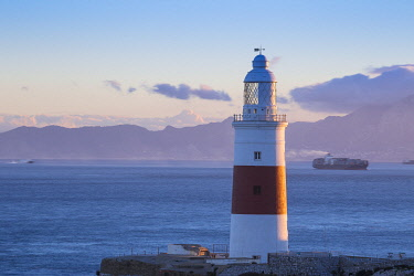 GB01157 Gibraltar, Europa Point Lighthouse