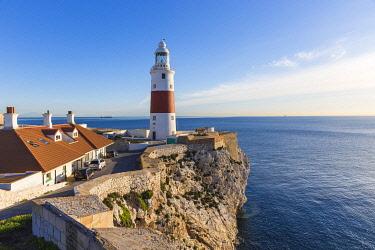 GB01160 Gibraltar, Europa Point Lighthouse