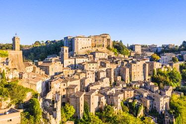 CLKAC100008 Sorano, Grosseto, Tuscany, Italy, Europe