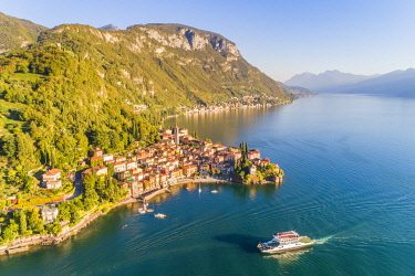CLKAC99692 Varenna, Lecco province, Lombardy, Italy, Europe