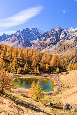 CLKFV99409 Italy, Piedmont, Alpe Devero natural Park Sangiatto lake