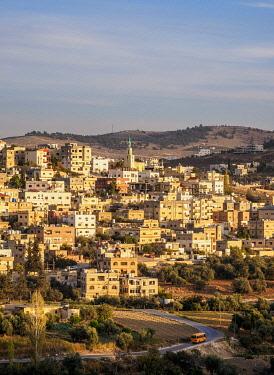JOR0826AW Jerash Skyline, Jerash Governorate, Jordan