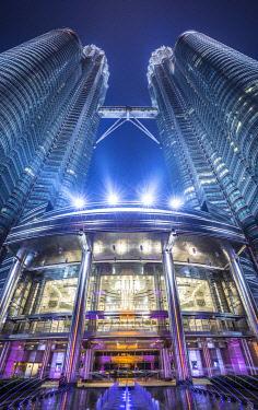 MY01404 Petronas Towers, KLCC, Kuala Lumpur, Malaysia