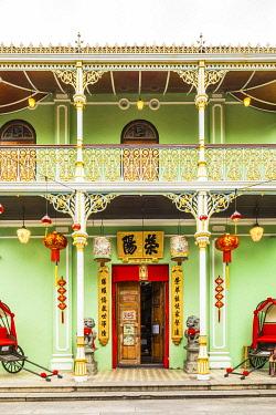 MY02297 Pinang Peranakan Mansion, George Town, Penang Island, Malaysia