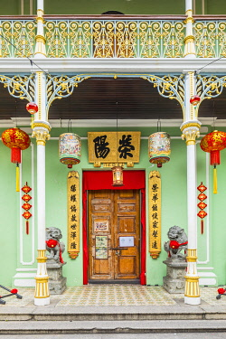 MY02298 Pinang Peranakan Mansion, George Town, Penang Island, Malaysia