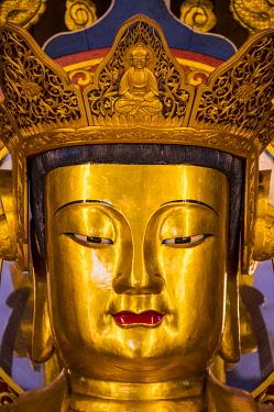 MY02371 Buddha at Kek Lok Si Temple, George Town, Penang Island, Malaysia