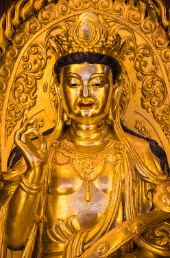 MY02372 Buddha at Kek Lok Si Temple, George Town, Penang Island, Malaysia