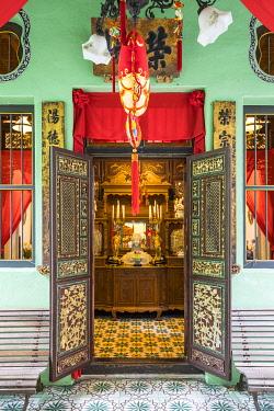 MY02394 Pinang Peranakan Mansion, George Town, Penang Island, Malaysia