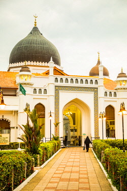 MY02416 Kapitan Keling mosque, George Town, Penang Island, Malaysia