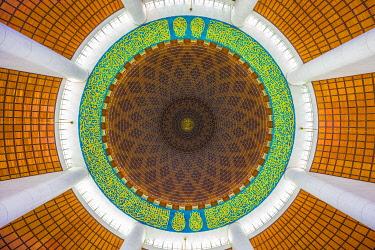 MY02441 State Mosque (Masjid Sultan Salahuddin Abdul Shah Mosque), Selangor, Nr. Kuala Lumpur, Malaysia