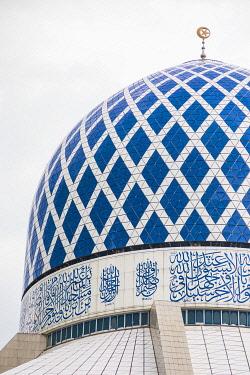 MY02448 State Mosque (Masjid Sultan Salahuddin Abdul Shah Mosque), Selangor, Nr. Kuala Lumpur, Malaysia