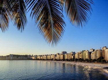 BRA3720AW Icarai Beach and Neighbourhood, Niteroi, State of Rio de Janeiro, Brazil