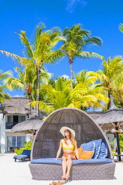 CLKAC103242 The Shangri-La Le Toussrok hotel, Trou d'Eau Douce, Flacq district, Mauritius, Africa (MR)