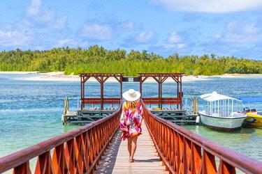 CLKAC103262 The Shangri-La Le Toussrok hotel, Trou d'Eau Douce, Flacq district, Mauritius, Africa (MR)